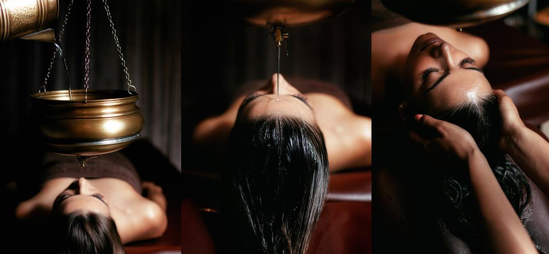Zabiegi i masaże ajurwedyjskie